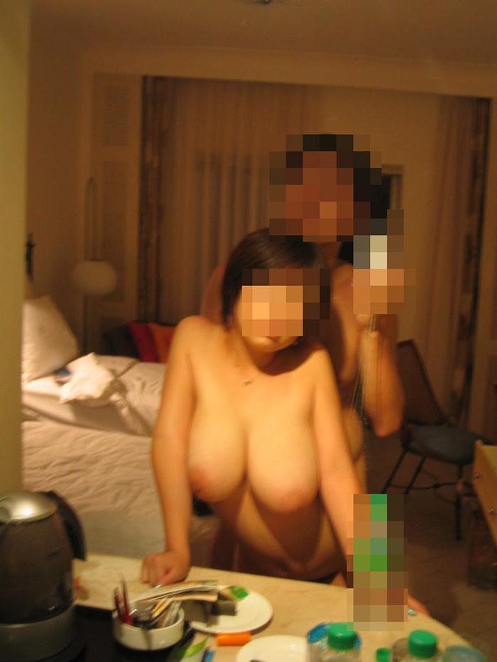鏡越しセックス 画像 88