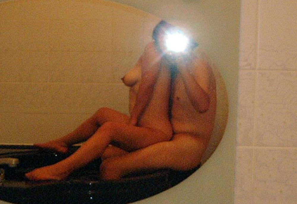 鏡越しセックス 画像 94
