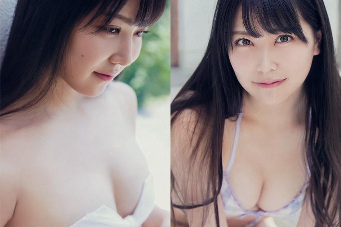 白間美瑠 キュートでオトナでエレガント…全方位型美少女の絶品グラビアのエロ画像
