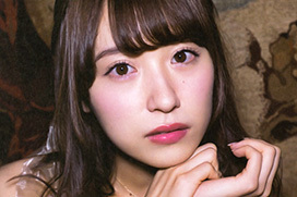 【乃木坂】清廉なのに艶っぽい 衛藤美彩(23)の画像