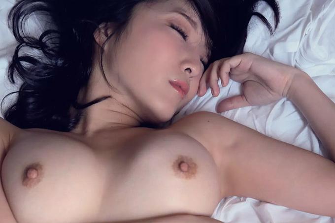 森野美咲 今、日本でいちばん濡れ場が映える役者