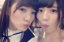 AKB48岡田奈々のフェラ写真流出 キタ━━━━(゚∀゚)━━━━!!