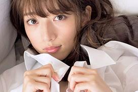 【乃木坂】橋本奈々未(23) ホテルで刹那の恋。