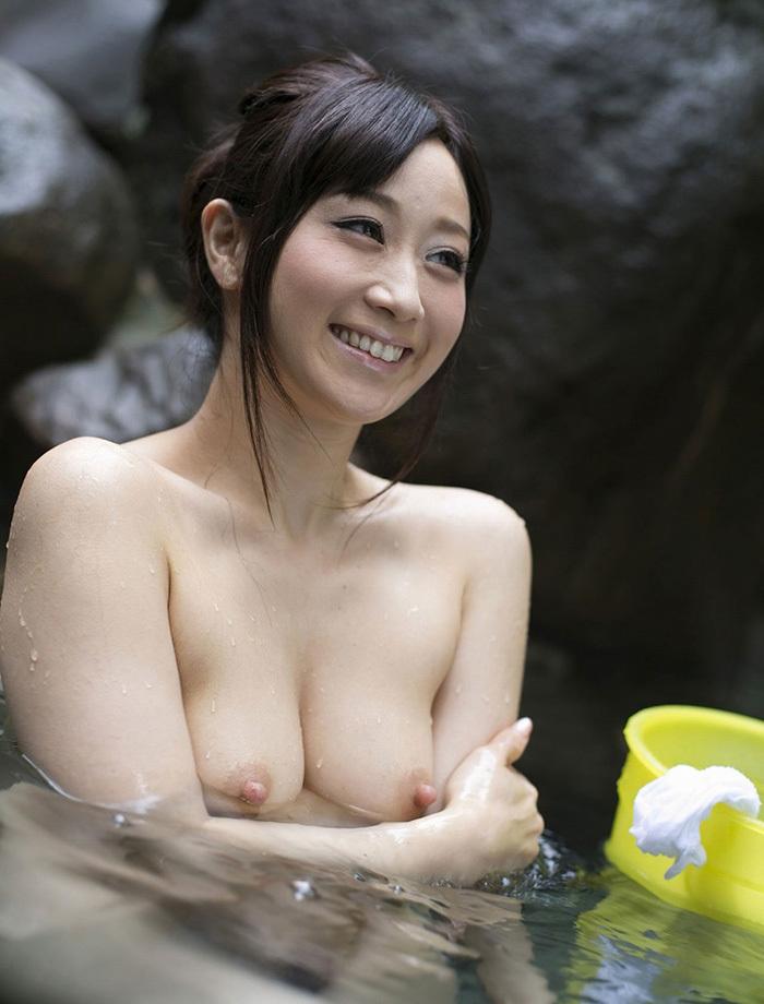 温泉 エロ画像 47
