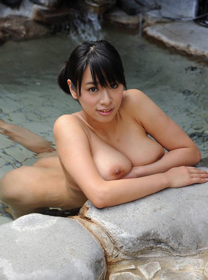 温泉 エロ画像 77