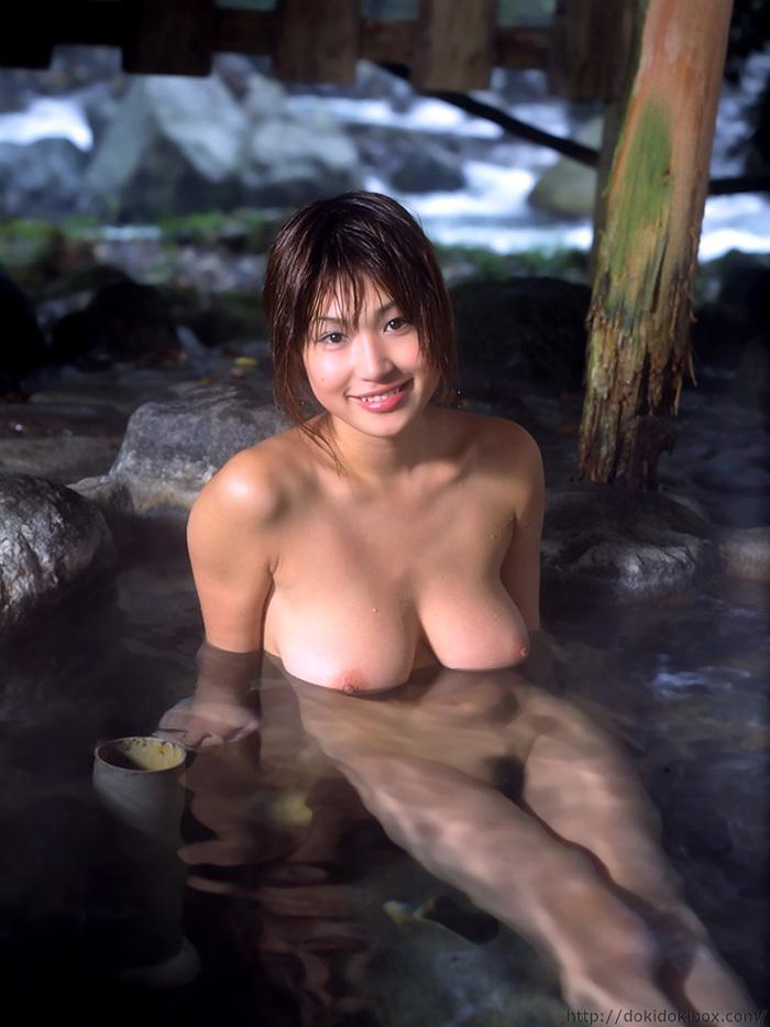 温泉 エロ画像 83