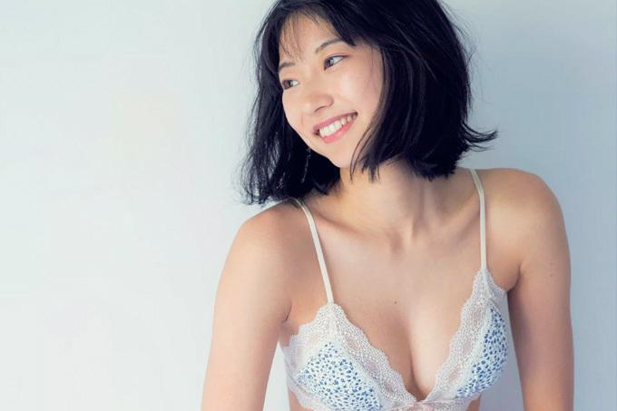 武田玲奈 二十才を迎えて。想いと十代フィニッシュのグラビアと。