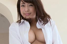 橋本梨菜 ノーブラ×Yシャツグラビア画像47枚!乳首が見えそうで見えない感じがたまらない!