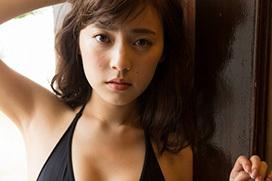池上紗理依(21)、週プレの水着グラビア画像!「2017年ブレイクしそう」「イタズラなKissにも出演してるのか」
