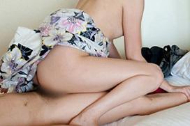 着物や浴衣のままハメる和服セックス画像