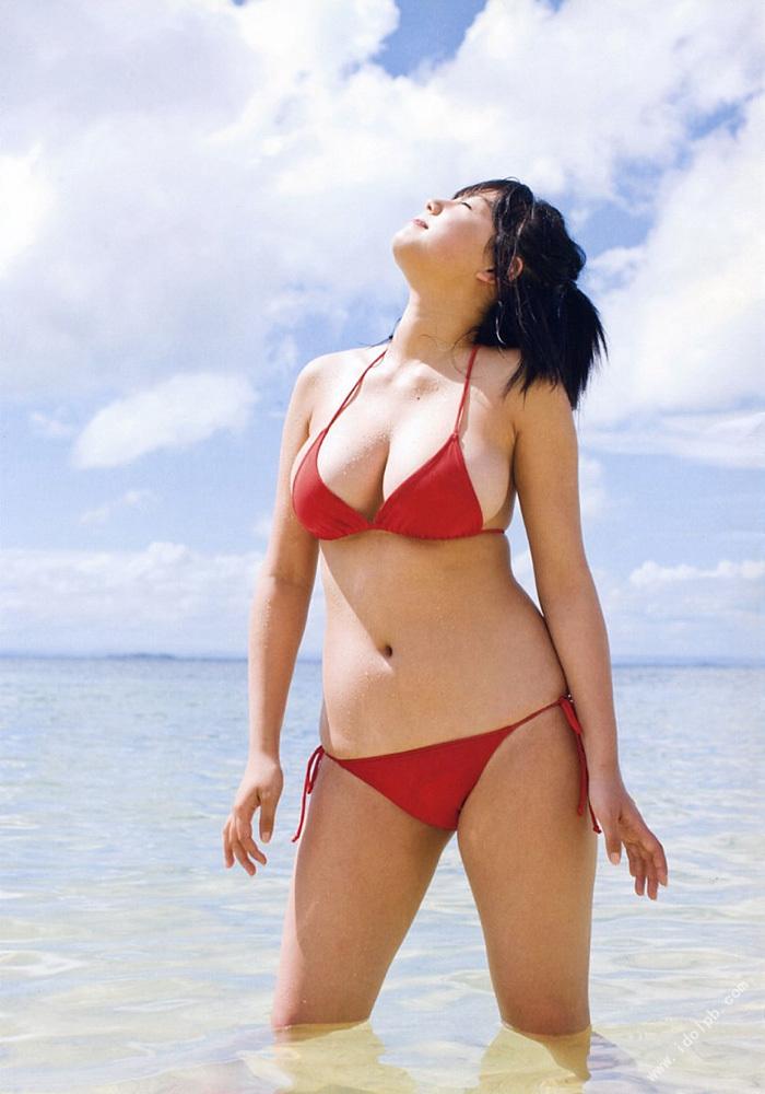 グラビアアイドル 水着 画像 10