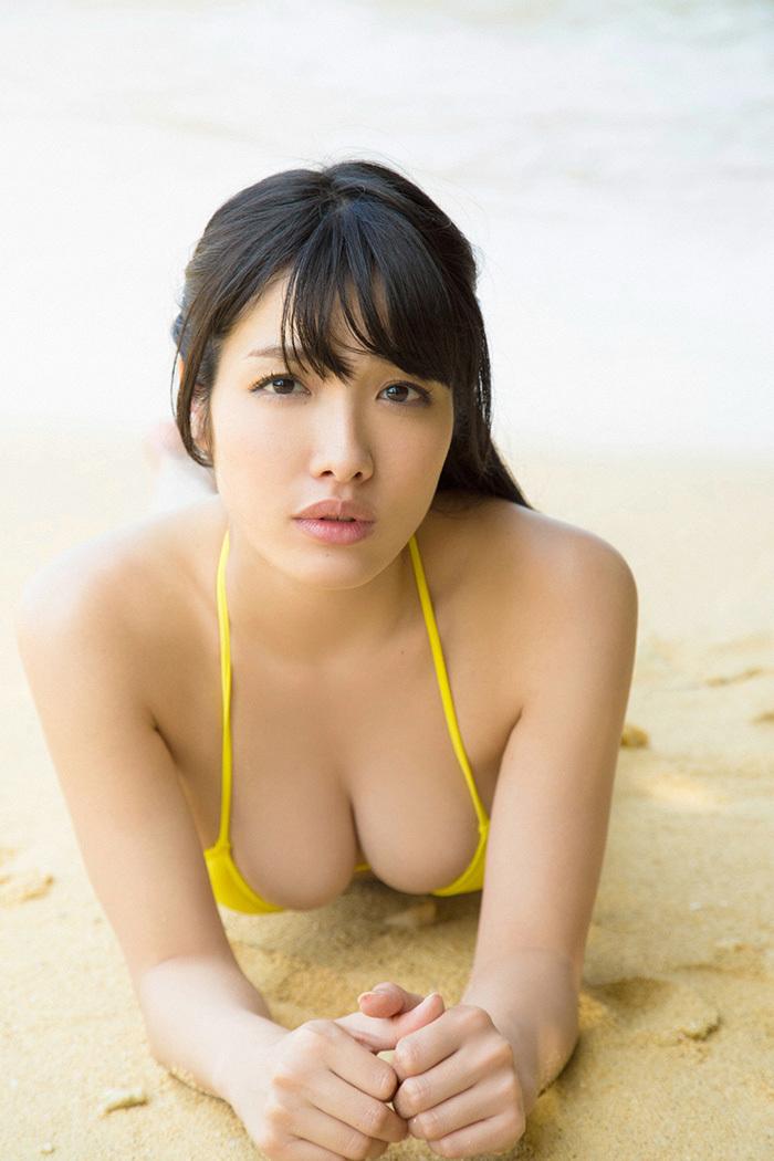グラビアアイドル 水着 画像 15
