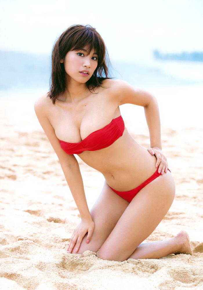 グラビアアイドル 水着 画像 57