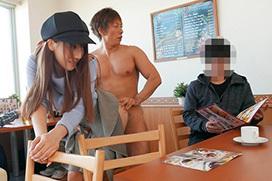 元国民的アイドル・三上悠亜さん、遂に公共の場でセックスさせられる
