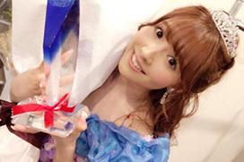 【速報】三上悠亜「AKBを辞めて良かったwww」⇒DMMアワード2017最優秀賞女優賞www
