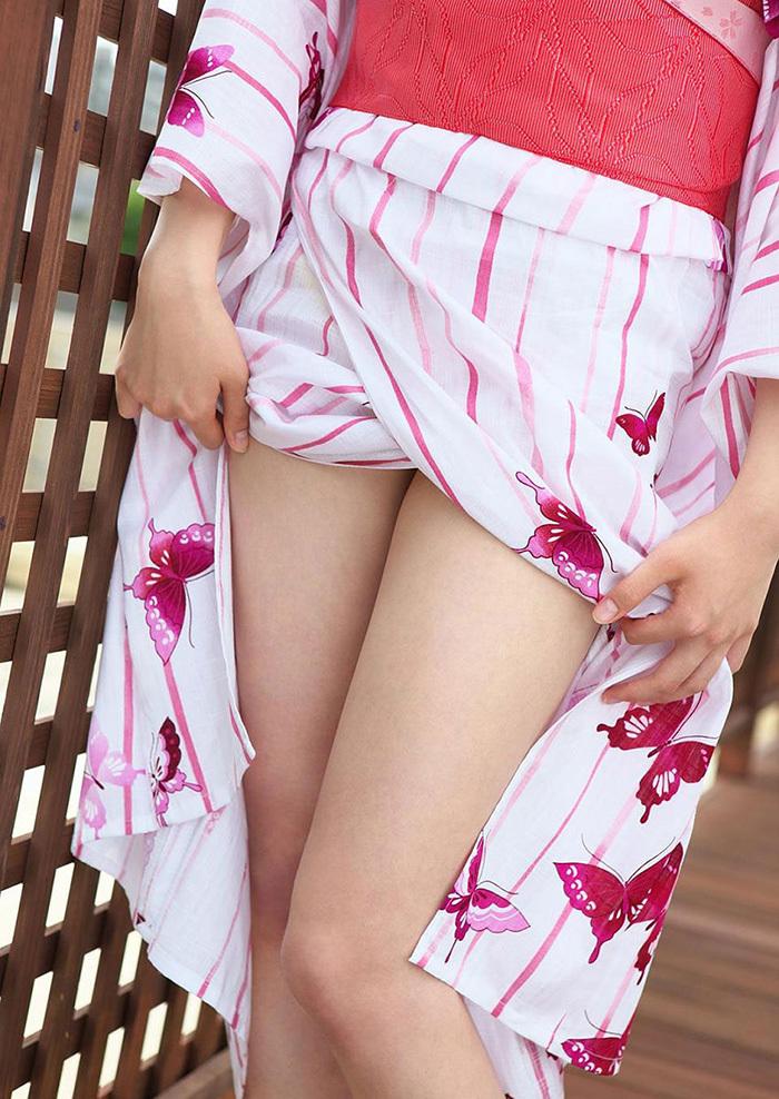浴衣 エロ画像 136