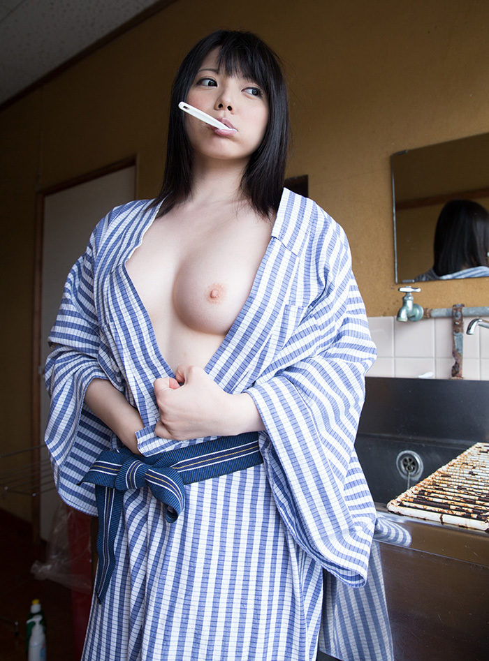 浴衣 エロ画像 146