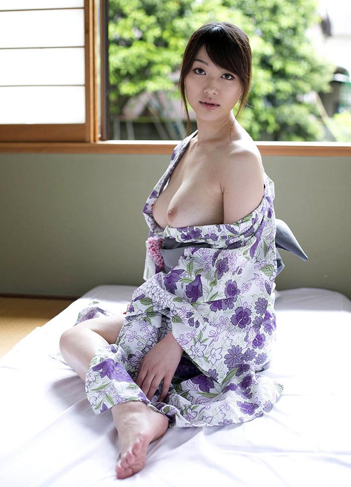 浴衣 エロ画像 64
