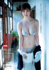 塩地美澄アナ透け透けランジェリー画像3