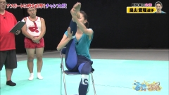 畠山愛理胸チラ画像1