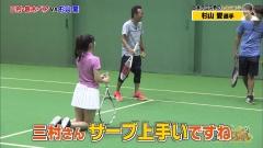 鈴木愛理ミニスカテニス画像10