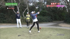 稲村亜美ミニスカゴルフ画像4