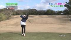 稲村亜美ミニスカゴルフ画像5