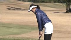 稲村亜美ミニスカゴルフ画像6