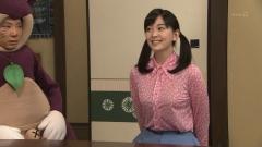 石橋杏奈おっぱい強調衣装画像7