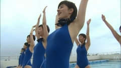 ホラン千秋スクール水着画像2