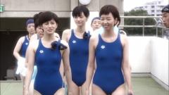 ホラン千秋スクール水着画像5