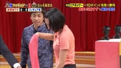 浅田舞巨乳Tシャツブラチラ画像4