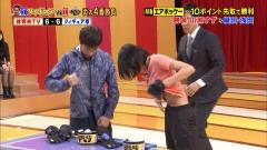 浅田舞巨乳Tシャツブラチラ画像7