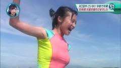 小島瑠璃子濡れ透けウエットスーツ画像2