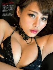 美馬怜子アナ巨乳ビキニ画像3