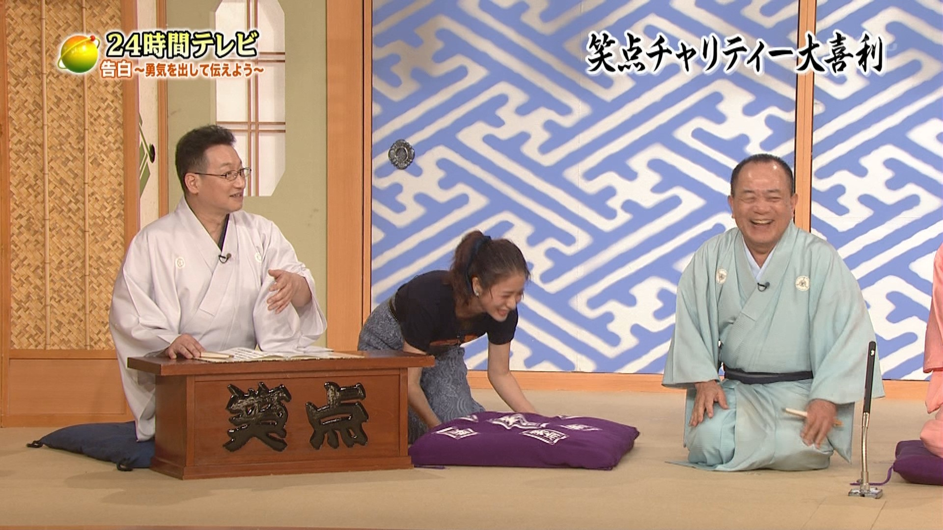 石原さとみが「24時間テレビ」で胸チラ☆☆wwwwwwwwwwwwwwww