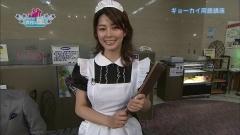 杉浦友紀アナ胸チラ・谷間チラ・巨乳・巨尻画像3