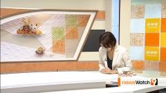 近江友里恵アナ胸チラ画像4