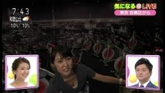 近江友里恵アナ胸チラ画像7