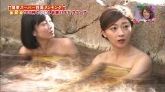 熊井友理奈温泉ロケ画像2