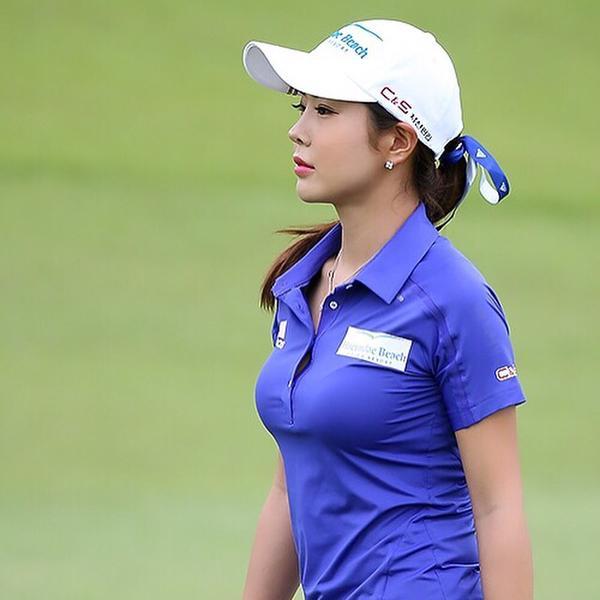 韓国女子プロゴルファーがエロい2