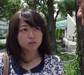 (ヒトヅマムービー)(ヒトヅマキャッチ)シロウト奥さんがマッサージ体験と騙されてネトられる☆