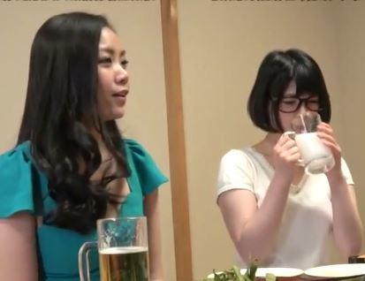 (ヒトヅマムービー)《ヒトヅマキャッチ》相席居酒屋でキャッチされ酔った勢いでウワキSEX