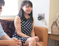 (ヒトヅマムービー)《初撮りヒトヅマ》美美巨乳のIカップヒトヅマがレンゾクフェラチオチオ抜き&精子ぶっかけ☆
