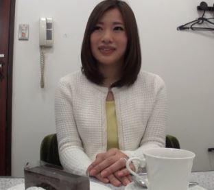 【人妻動画】《初撮り奥さん》家庭のストレスでホスト狂いのヒトヅマが初めてのアダルトビデオ収録