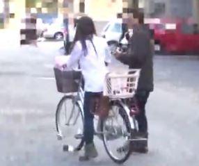 (ヒトヅマムービー)(ネトられキャッチ)ままチャリに乗ったライフ感あふれるお母ちゃんさんとHOTELでウワキSEX☆