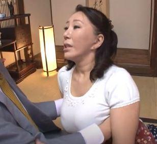 【五十路の肉壷】あぁ義母さんww熟れた巨乳に顔を埋める婿と関係が断ち切れない熟女!