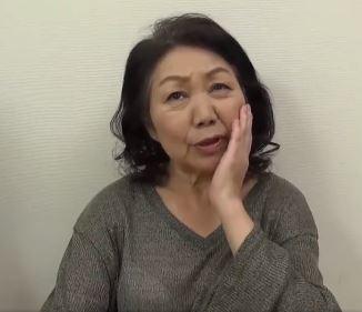 (ヒトヅマムービー)高齢ヒトヅマの膣内内蜜☆50を超えた閉経まんこは生で遣り放題です