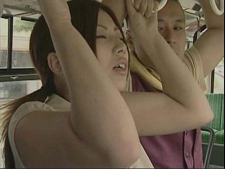 ヤリタイ男とヤラレタイ女の通勤バス