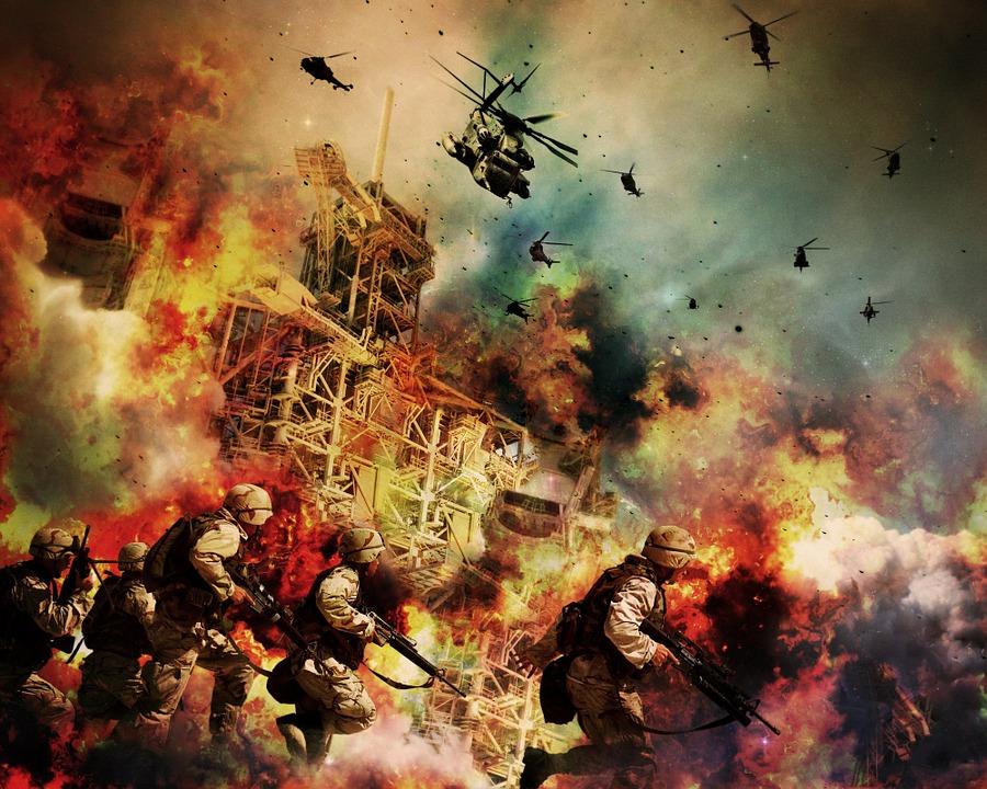 戦争 画像